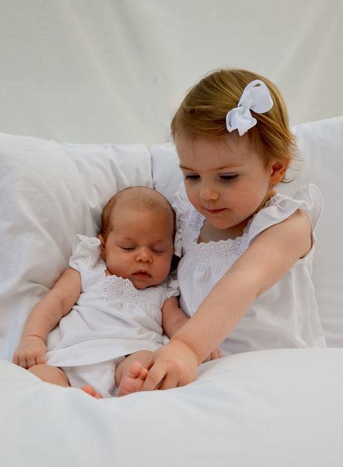 Prinzessin Estelle wird bald eine große Schwester sein