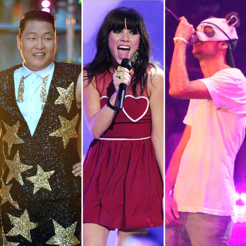 Von welchem Star stammt euer Lieblings-Hit des Jahres?