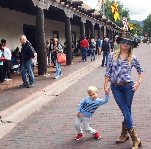 Reese Witherspoon ist ein lässiges Cowgirl
