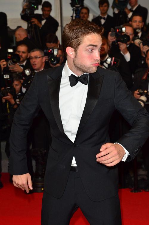 Robert Pattinson hat momentan die Schnauze ziemlich voll