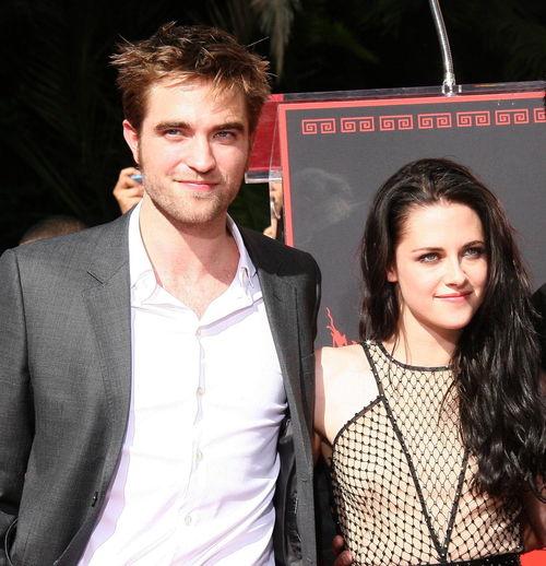 Kristen Stewart ist total stolz auf Robert Pattinson