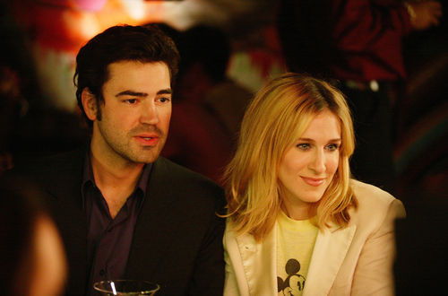 Ron Livingston wurde durch seine Rolle in Sex and the City bekannt