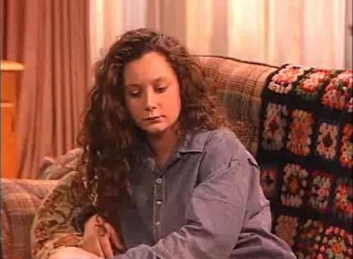 Sara Gilbert spielte die Darlene Conner in der TV-Serie Roseanne
