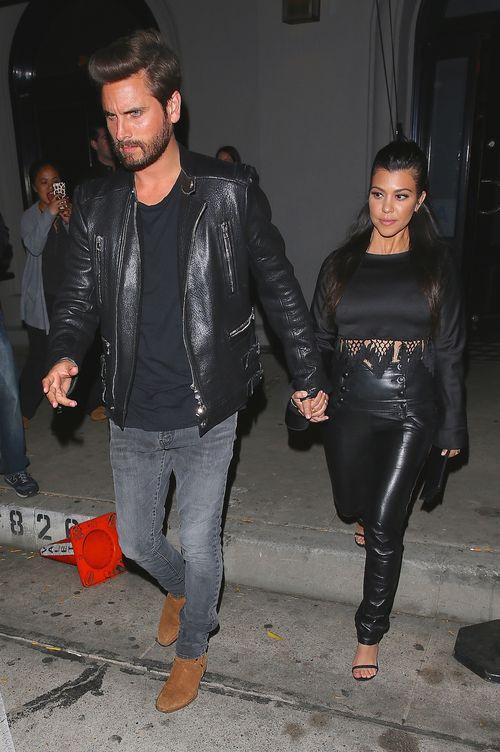 Scott Disick und Kourtney Kardashian sind seit neun Jahren ein Paar, doch immer wieder werden Trennungsgerüchte laut