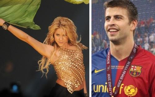 shakira y pique. Shakira - Shakira y Piqué