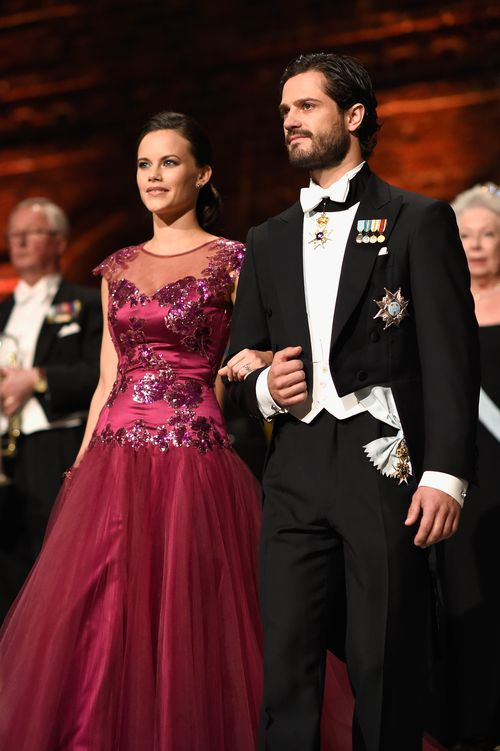 Sofia Hellqvist and Prinz Carl Philip werden heiraten