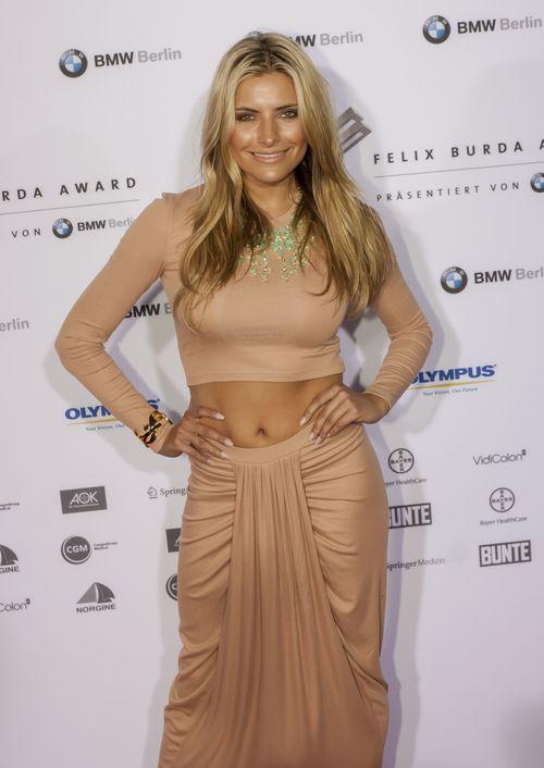 """Sophia Thomalla hat sich bereits im """"Playboy"""" ausgezogen"""