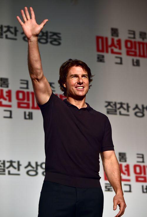 Tom Cruise wurde nun eine ganz spezielle Ehre zuteil