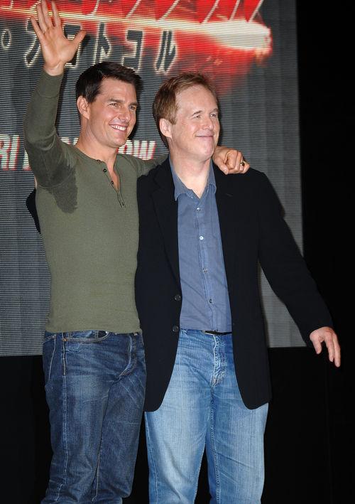 Huch, warum schwitzt Tom Cruise denn so heftig?