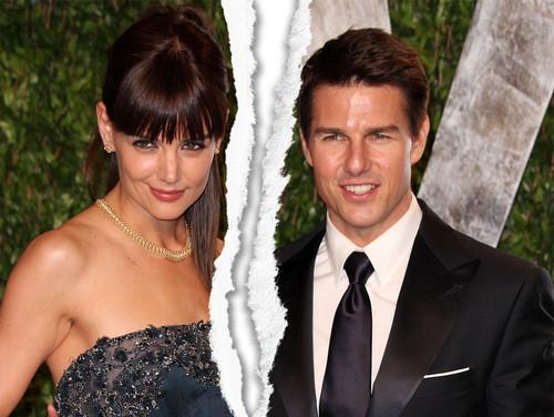 Tom Cruise und Katie Holmes sind nun ganz offiziell geschieden