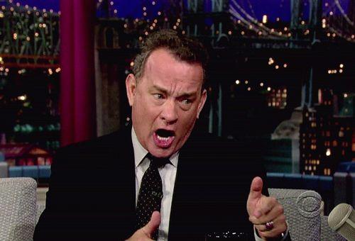 Tom Hanks ist der Enkelschreck