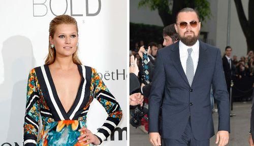 Toni Garrn und Leonardo DiCaprio trafen in Cannes jetzt aufeinander