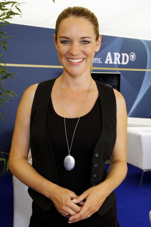 Verena Zimmermann ist schwanger