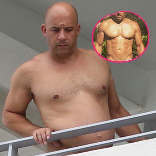 Vin Diesel ist kaum wiederzuerkennen