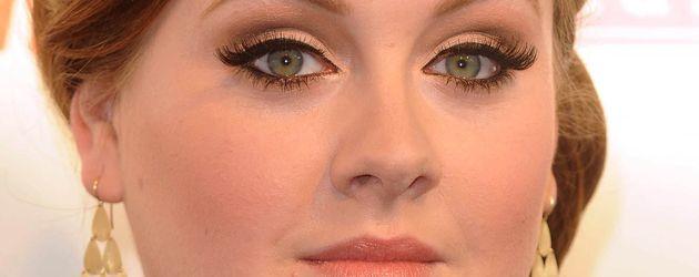 Adele traurig