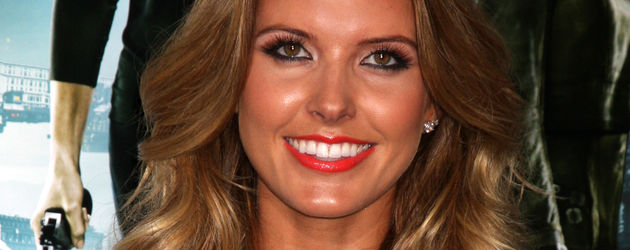 Audrina Patridge mit Beach-Waves