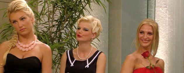 Bachelor 2013: Nina, Melanie und Conny