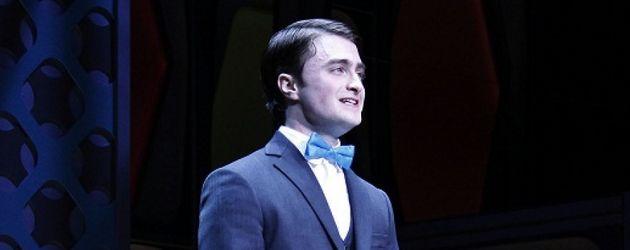 Daniel Radcliffe mit Anzug und Fliege