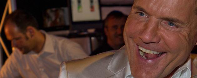 Dieter Bohlen auf der DSDS-Aftershow-Party