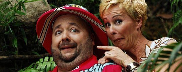 Dschungelcamp Sonja und Dirk