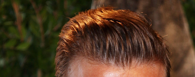Elegancki David Beckham