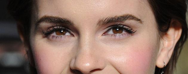 Emma Watson mit natürlichem Make-up