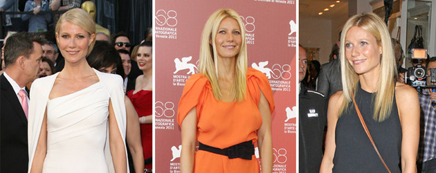 Gwyneth Paltrow und ihr Stil