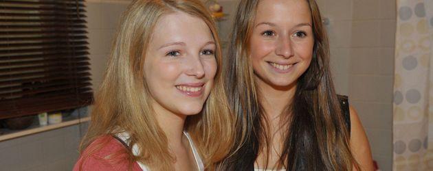 GZSZ: Lilly und Tanja Seefeld