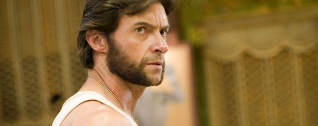 Hugh Jackman wieder als Wolverine