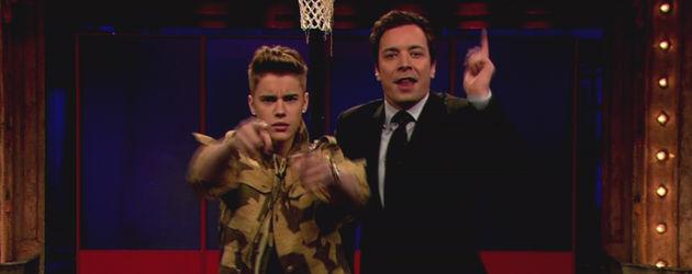 Justin Bieber bei Saturday night Live