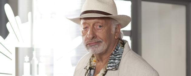 Karl Dall mit Hut