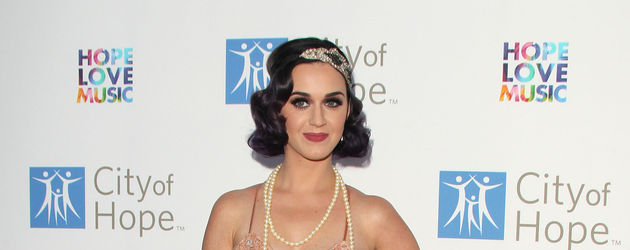 Katy Perry im 20er Jahre Look