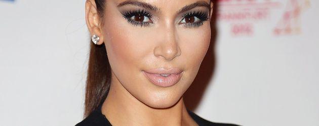 Kim Kardashian bei den MTV EMA