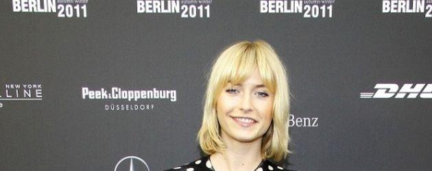 Lena mit neuer Frisur
