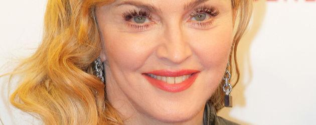 Madonna faltenfrei in Berlin