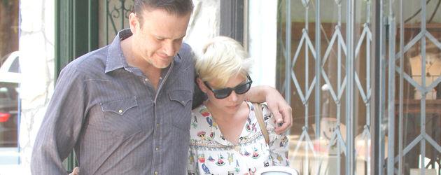 Michelle Williams mit Jason Segel
