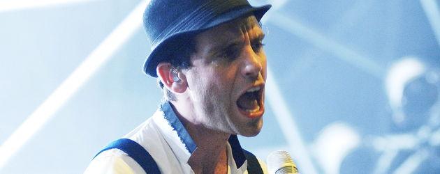 Mika auf der Bühne