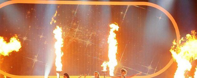 Monrose auf der Bühne