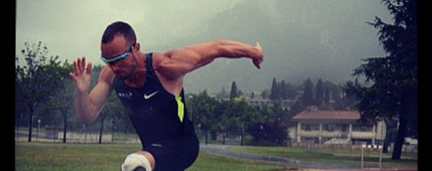 Oscar Pistorius rennend 3