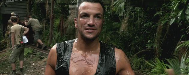 Peter Andre im Dschungelcamp