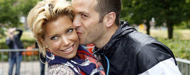 Rafael knutscht seine Sylvie