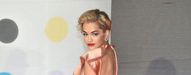 Rita Ora bei den Brit Awrads