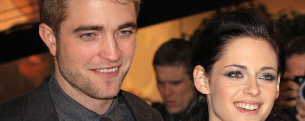 Robert Pattinson&Kristen Stewart: Premiere Breaking Dawn Teil 1