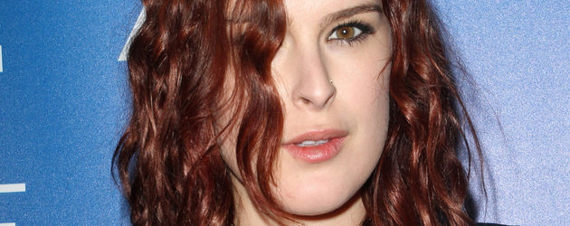 Rumer Willis mit Locken