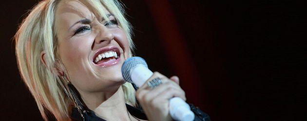 Sarah Connor singt