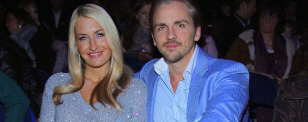 Sarah Connor und Freund Florian