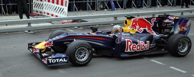 Sebastian Vettels Rennwagen
