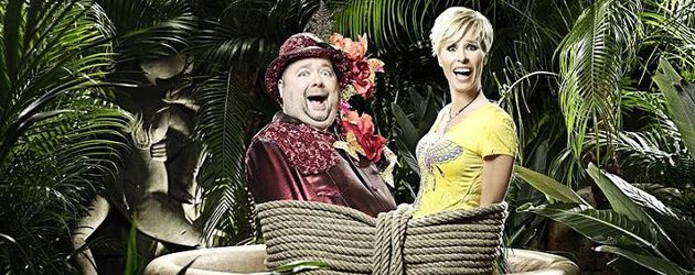 Sonja und Dirk im Dschungel