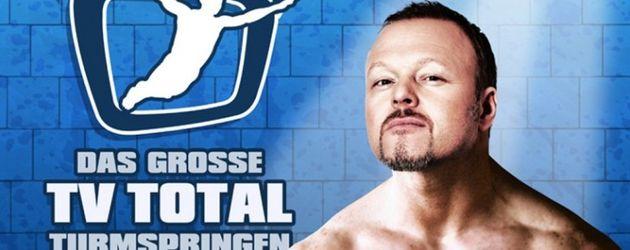 TV total Turmspringen Plakat