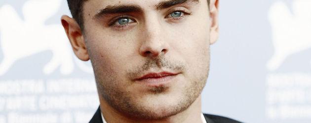 Zac Efron mit seinen blauen Augen